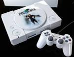 custom Final Fantasy VII playstation