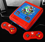 custom Super Mario World SNES