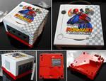 custom Mario Kart double dash gamecube