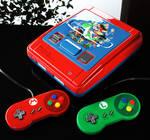 custom Super Mario World super famicom