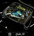 custom Zelda breath of the wild Nintendo Switch co
