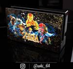 custom Zelda breath of the wild Nintendo switch do