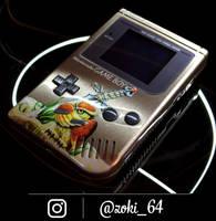 custom gameboy Zelda Links Awakening theme by Zoki64