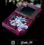 custom Nidoking Gameboy DMG