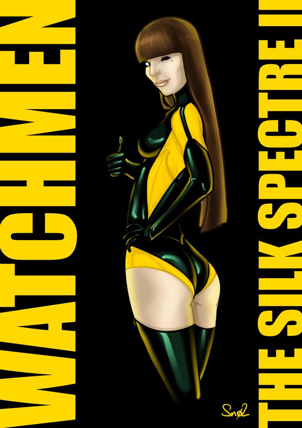 Sex silk specter 2
