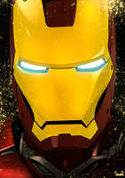 The Iron Man by Sno2