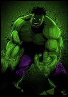 Hulk feat. Raph by Sno2