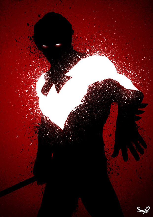 Shadow Of The RED Nightwing by Sno2 on DeviantArt