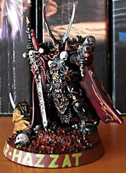 Exalted champion of the Black Legion