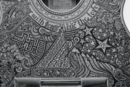 Abraxas: Detail 2