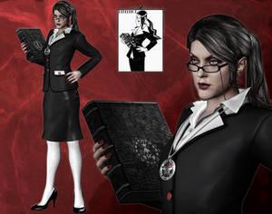 Aisling Sturbridge - Tremere Regent