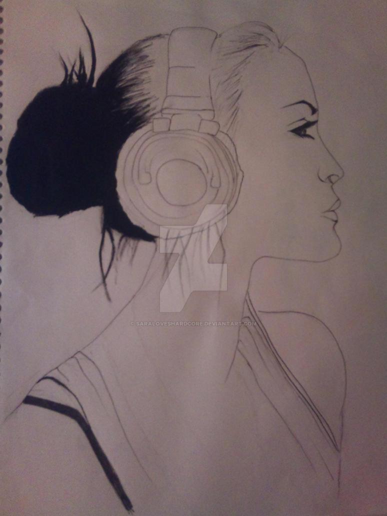 House music girl by saraloveshardcore on deviantart for House music girls