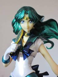 Sailor Neptune 2 Close-up by GunarmDyne