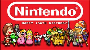 Happy Nintendo Day !!