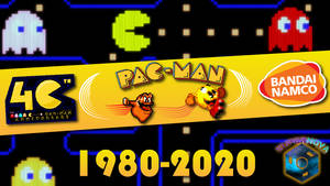 40 Years of Pac-Man !!