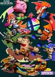 SmashFest - A Smash Bros Illustration