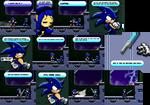 Sonic and Katara - Storyboard by NinStation64