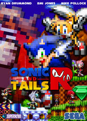 Sonic and Tails R - Tribute