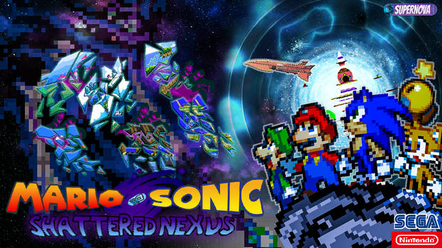 Shattered Nexus - A Mario and Sonic RPG