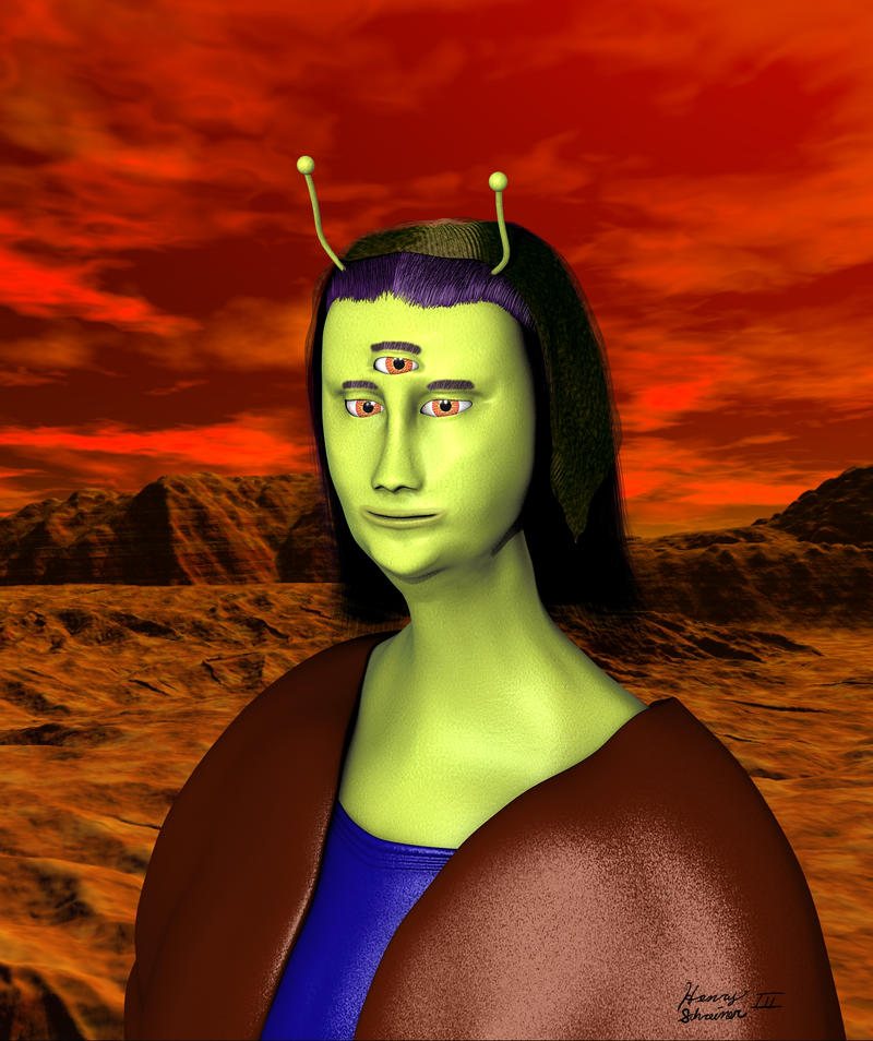 The Martia Lisa