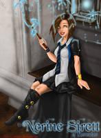 Nerine Sirett of Ravenclaw by RadiantBliss