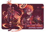 [CLOSED] ADOPTABLE AUCTION #5 - Volcano Prince