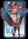 [CLOSED] ADOPTABLE AUCTION #12 - Blue Phoenix