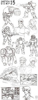 SketchDump 15