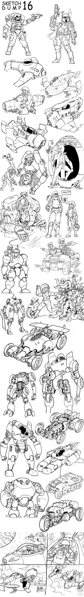SketchDump 16