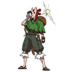 COQ Character - Mushworawer