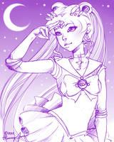 Sailor Moon Crystal by Parue