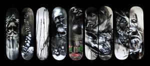 colasa skateboard by c01asa