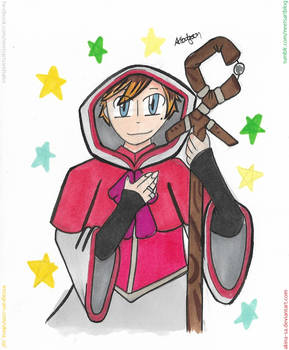 83. Heal AKA White Mage
