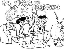 60 Years of The Flintstones