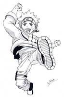 Naruto by Soban
