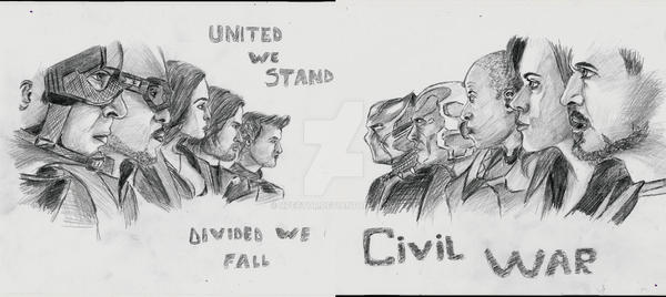 Civil War- Complet by xpector