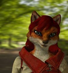 Foxy by Jake1805