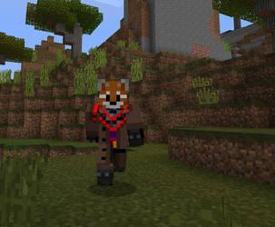 Me in minecraft V2 by Jake1805