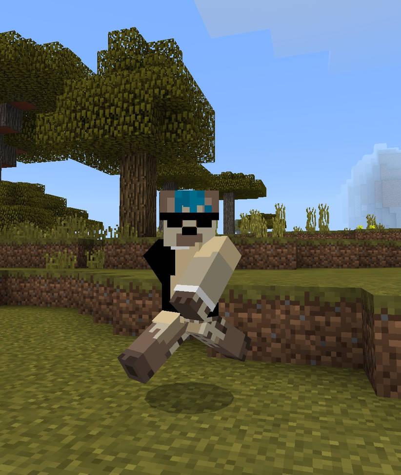 Alsin in Minecraft by Jake1805