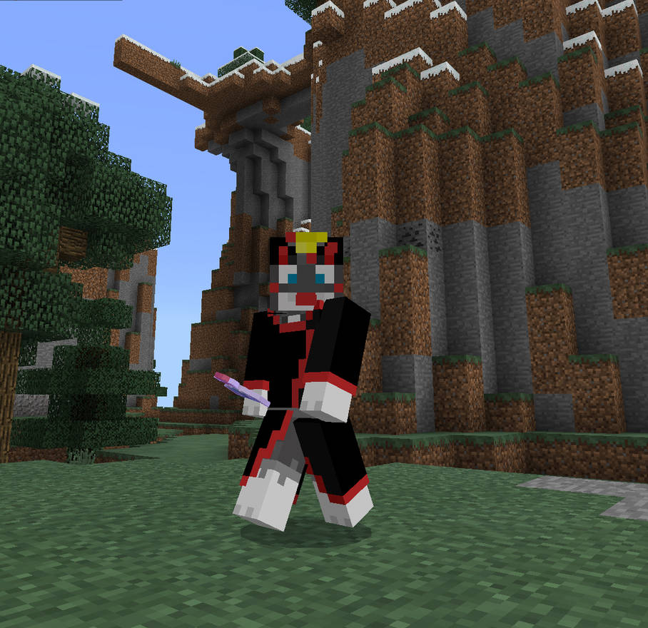 KyleTheRed in Minecraft by Jake1805