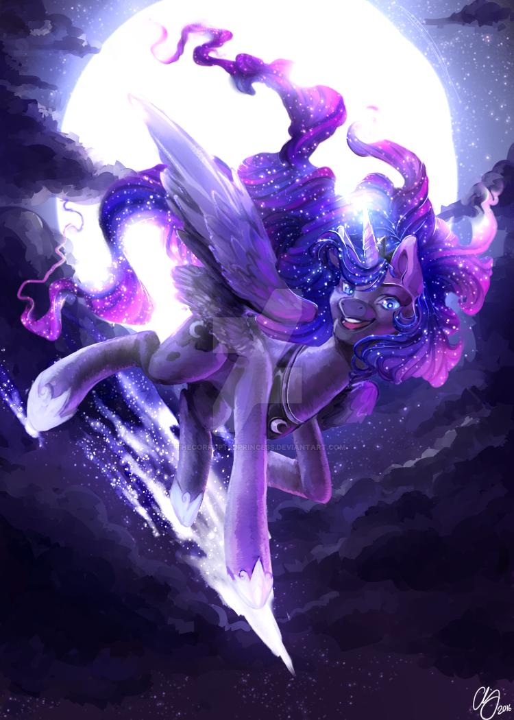 Starfall by thecorruptedprincess