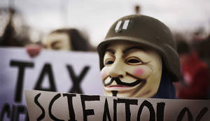 Anonymous and Scientology 11