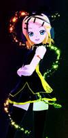 SweetLoid Rin ~GIMP Practise