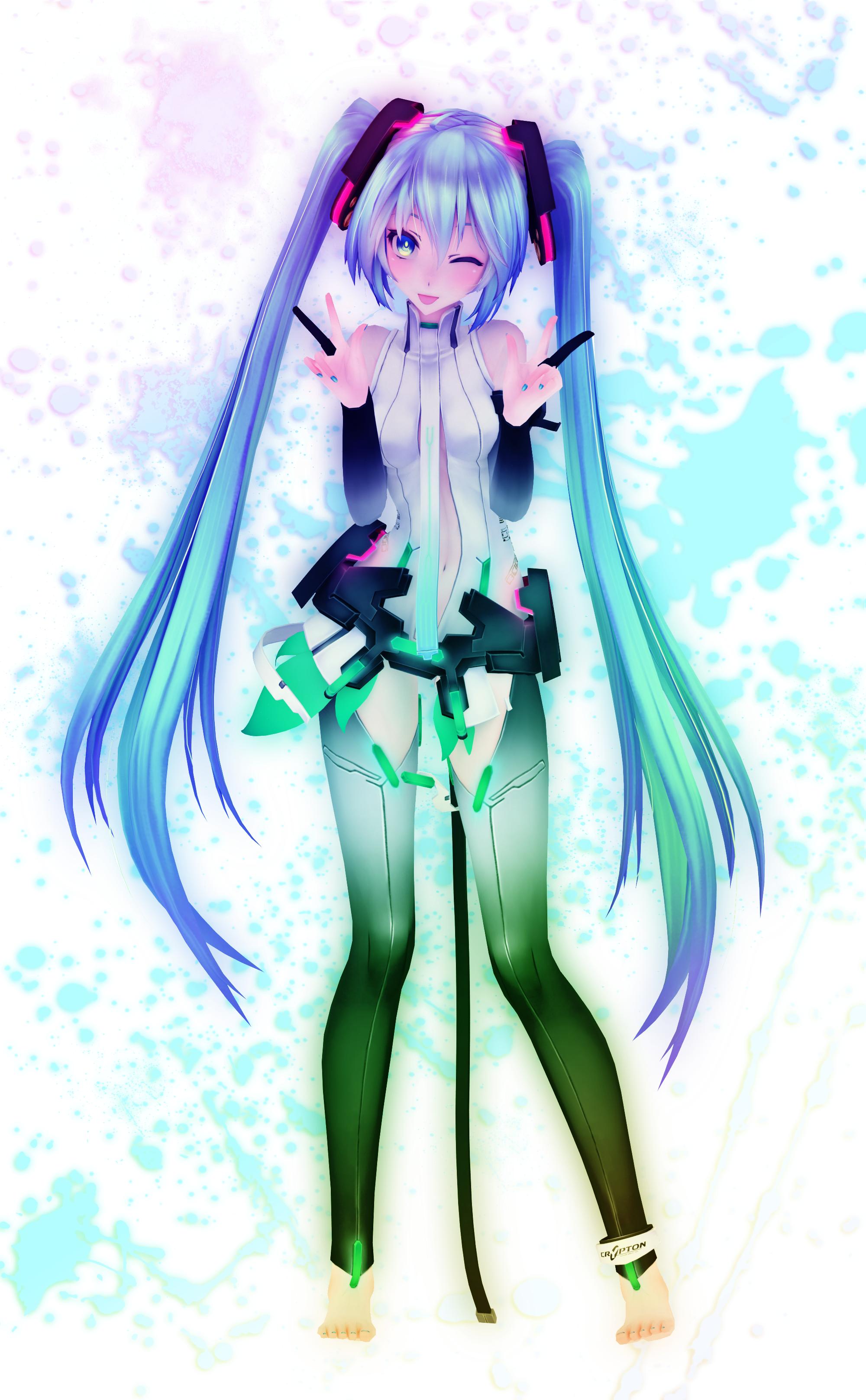 Pastel Splatter ~ Vidro by shanaachan
