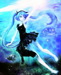 Deep Sea Girl [Updated] by shanaachan