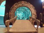 paper mache Stargate