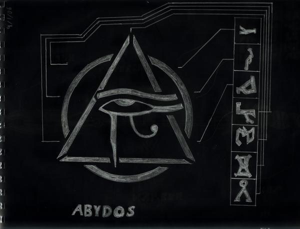 Abydos Gate Address