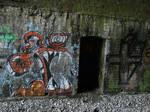Graffiti Henryton Tunnel