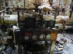 Decaying Machinery