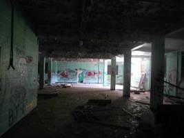 Henryton Sanitarium Cafeteria by Scipio164
